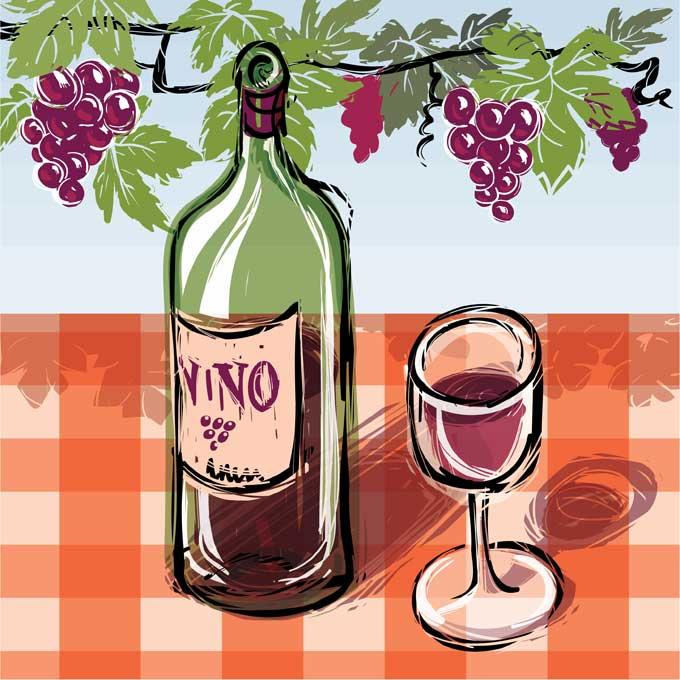 organic wine
