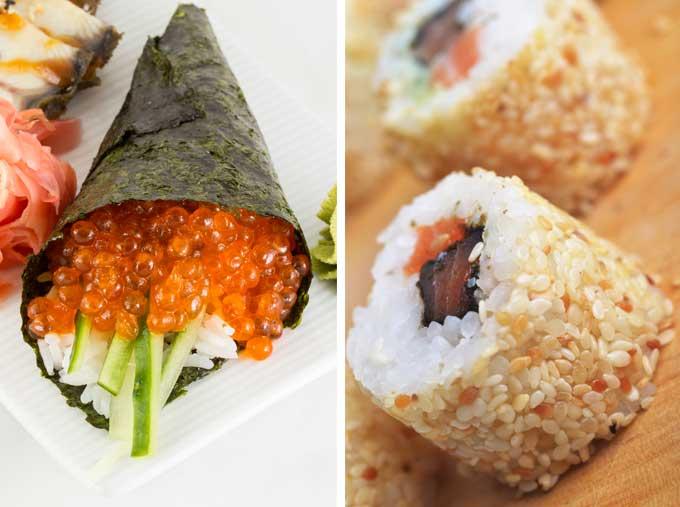 sushi-kinds