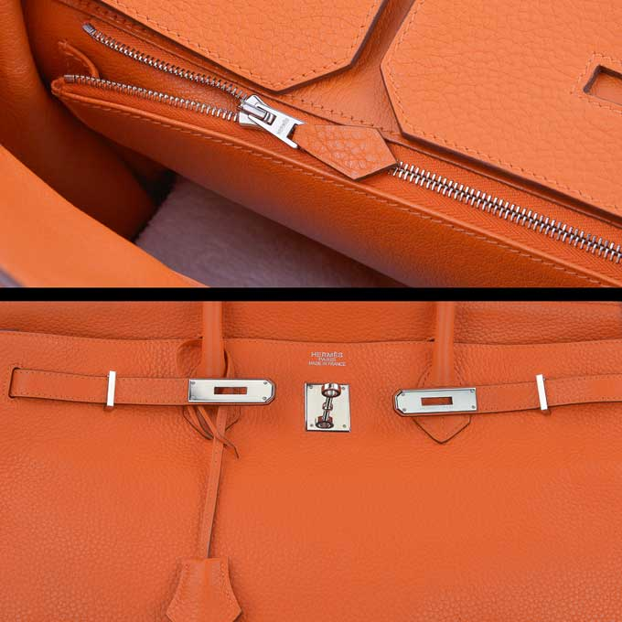 hermes orange 1