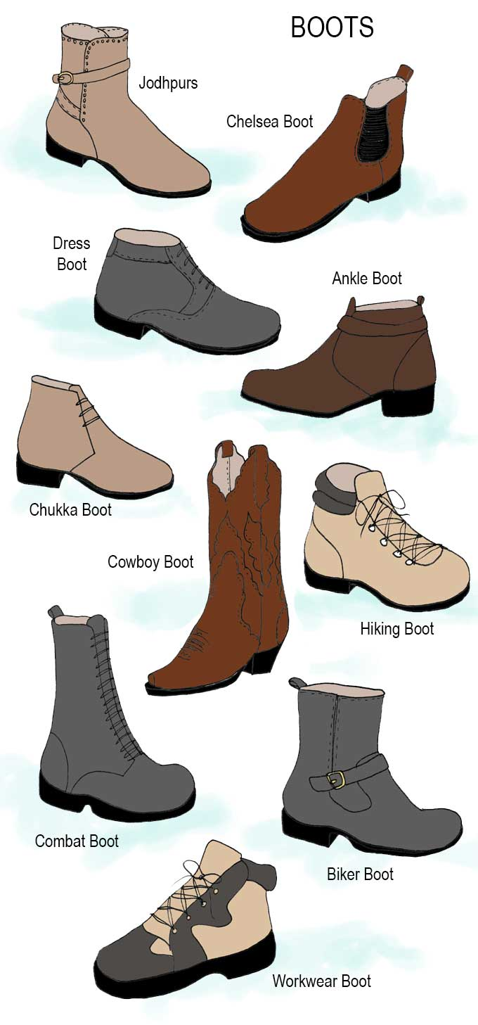 men's shoes 101 boots