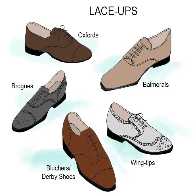 men's shoes 101 laceups